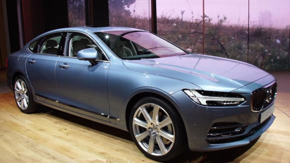 45 Concept of 2019 Volvo S80 Engine by 2019 Volvo S80