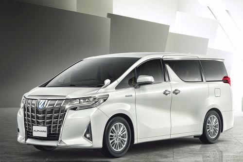 45 Gallery of 2019 Toyota Alphard Redesign with 2019 Toyota Alphard