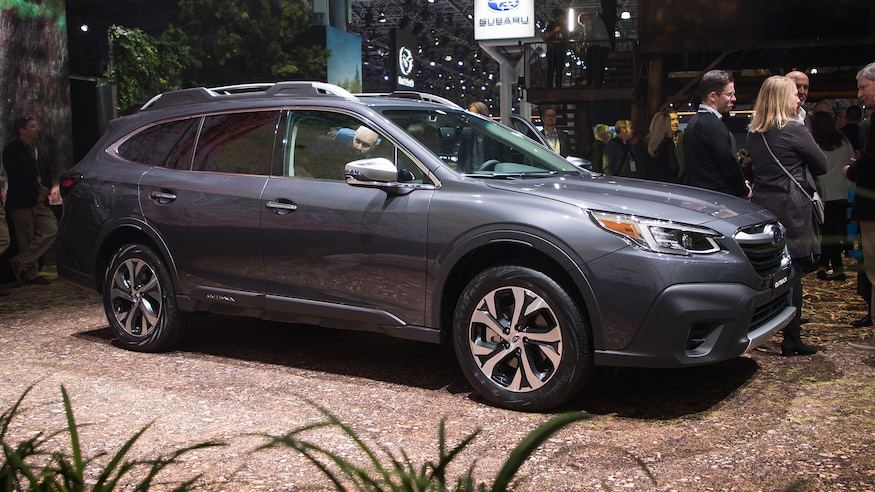 45 New 2020 Subaru Outback Ground Clearance Concept with 2020 Subaru Outback Ground Clearance