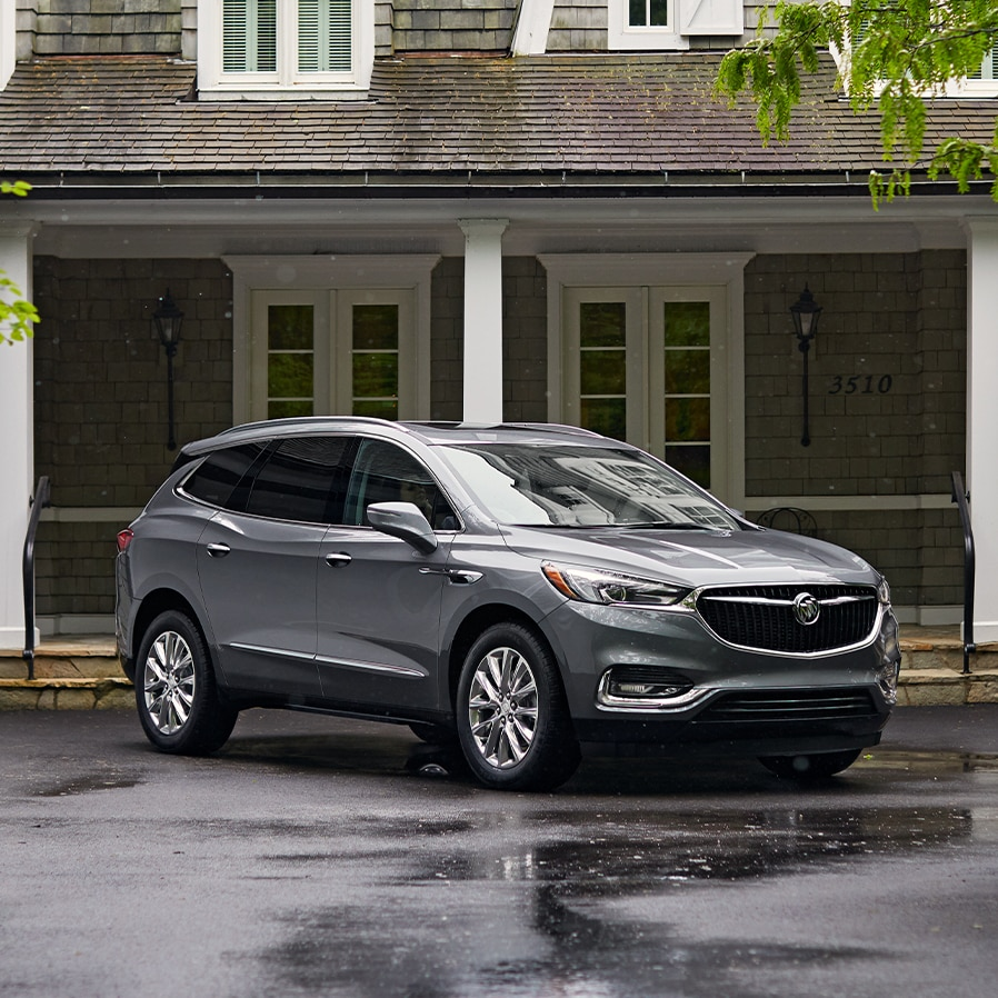 46 Best Review New Buick Suv For 2020 Redesign and Concept with New Buick Suv For 2020