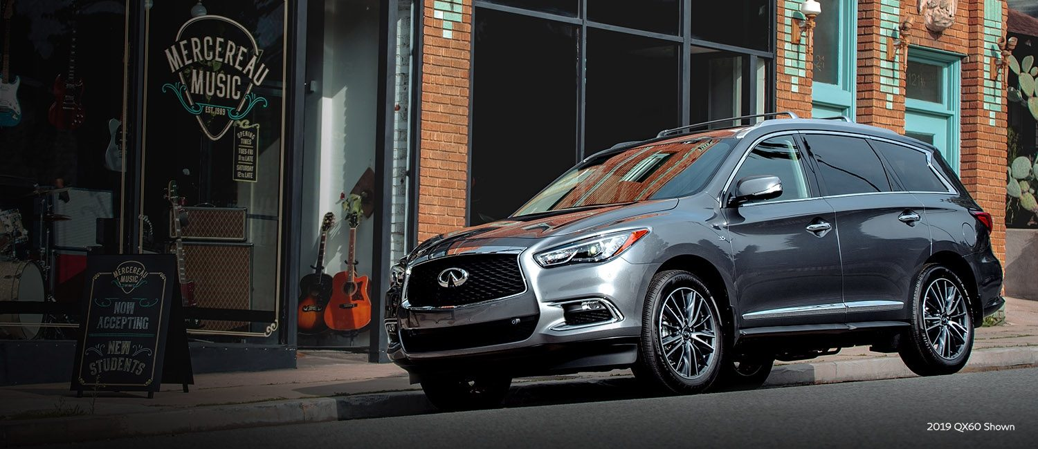46 Best Review New Infiniti Suv 2020 First Drive with New Infiniti Suv 2020