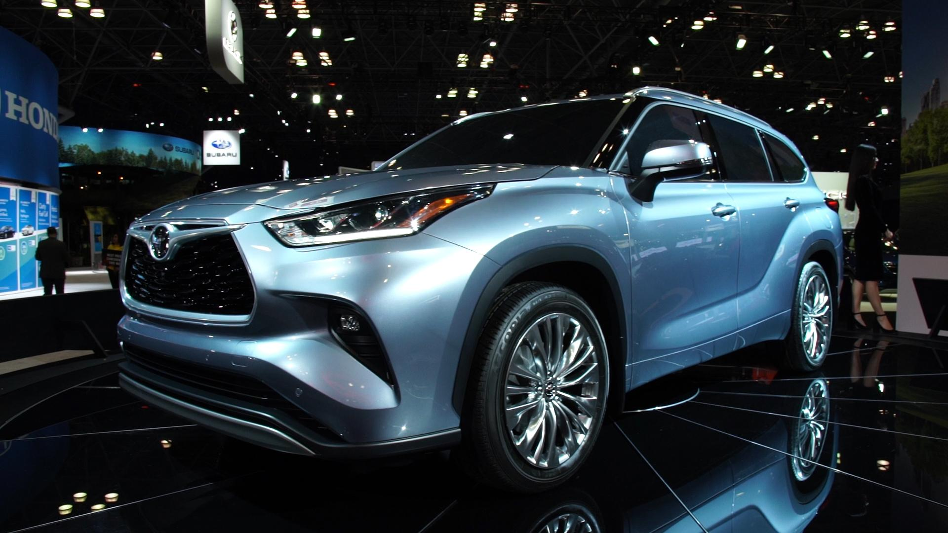 46 Great Pictures Of 2020 Toyota Highlander First Drive for Pictures Of 2020 Toyota Highlander