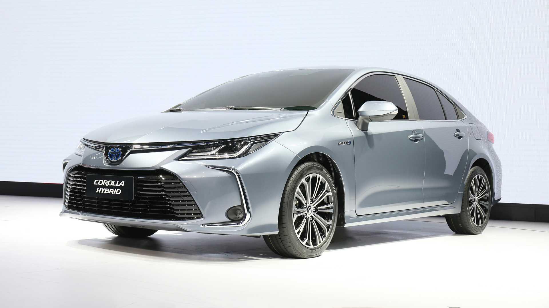 46 Great Toyota Corolla 2020 Redesign for Toyota Corolla 2020