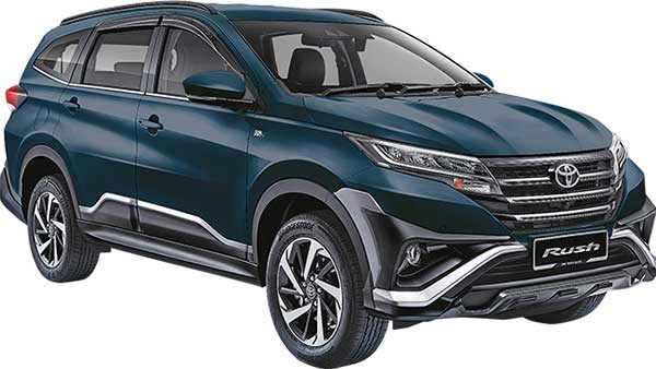 46 New Toyota Upcoming Suv 2020 Exterior for Toyota Upcoming Suv 2020