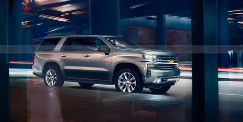 46 The Pictures Of 2020 Chevrolet Tahoe Release Date with Pictures Of 2020 Chevrolet Tahoe