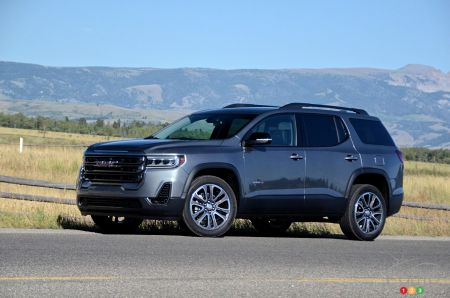 47 All New 2020 Gmc Acadia Mpg Pictures by 2020 Gmc Acadia Mpg