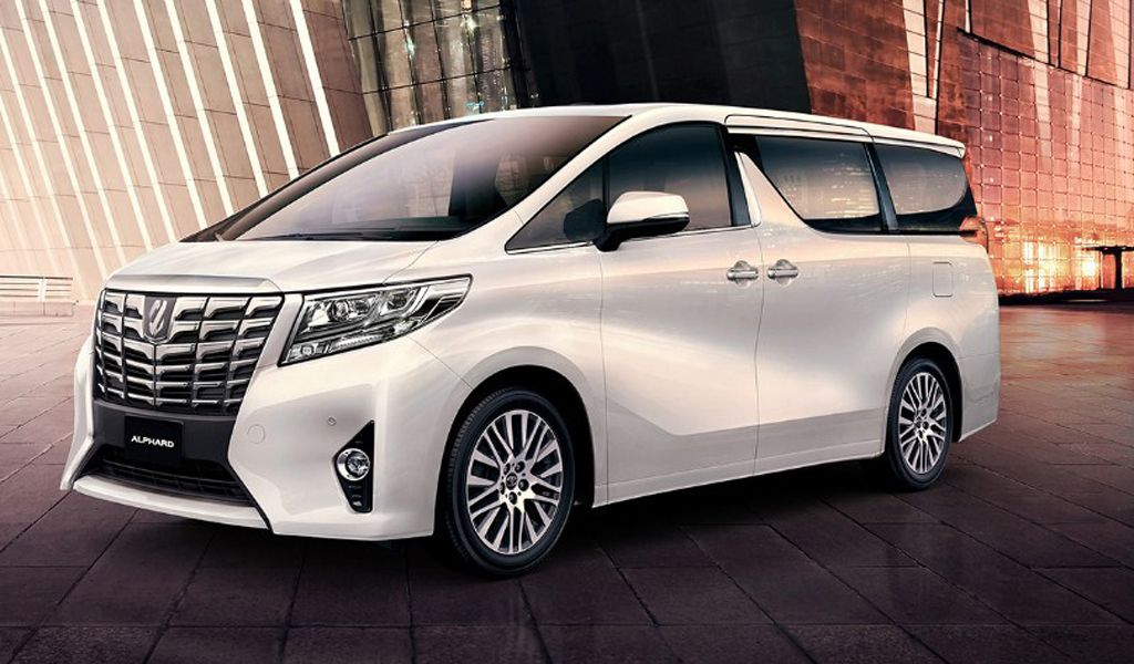 47 Best Review 2019 Toyota Alphard Exterior for 2019 Toyota Alphard