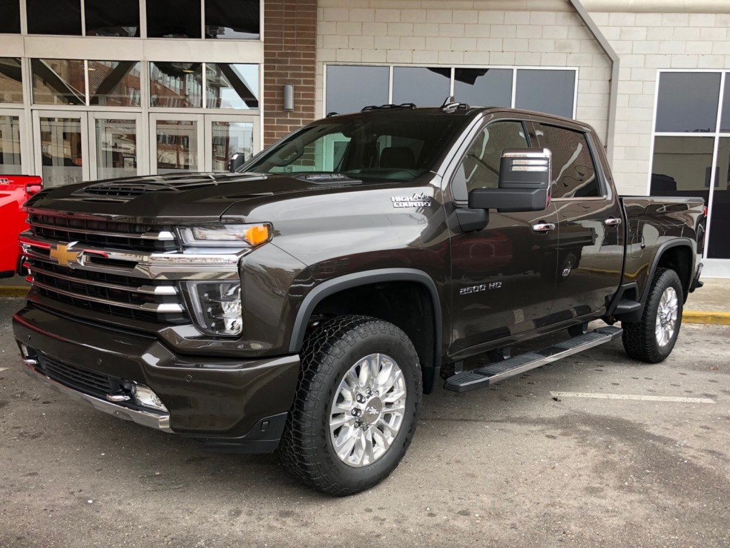 47 Gallery of 2020 Chevrolet Silverado 2500Hd High Country Model with 2020 Chevrolet Silverado 2500Hd High Country