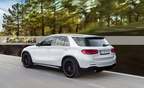 47 New 2019 Mercedes Ml Class Specs with 2019 Mercedes Ml Class