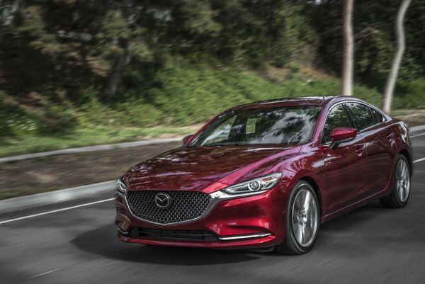 48 Best Review Mazda 6 2020 Interior Redesign with Mazda 6 2020 Interior