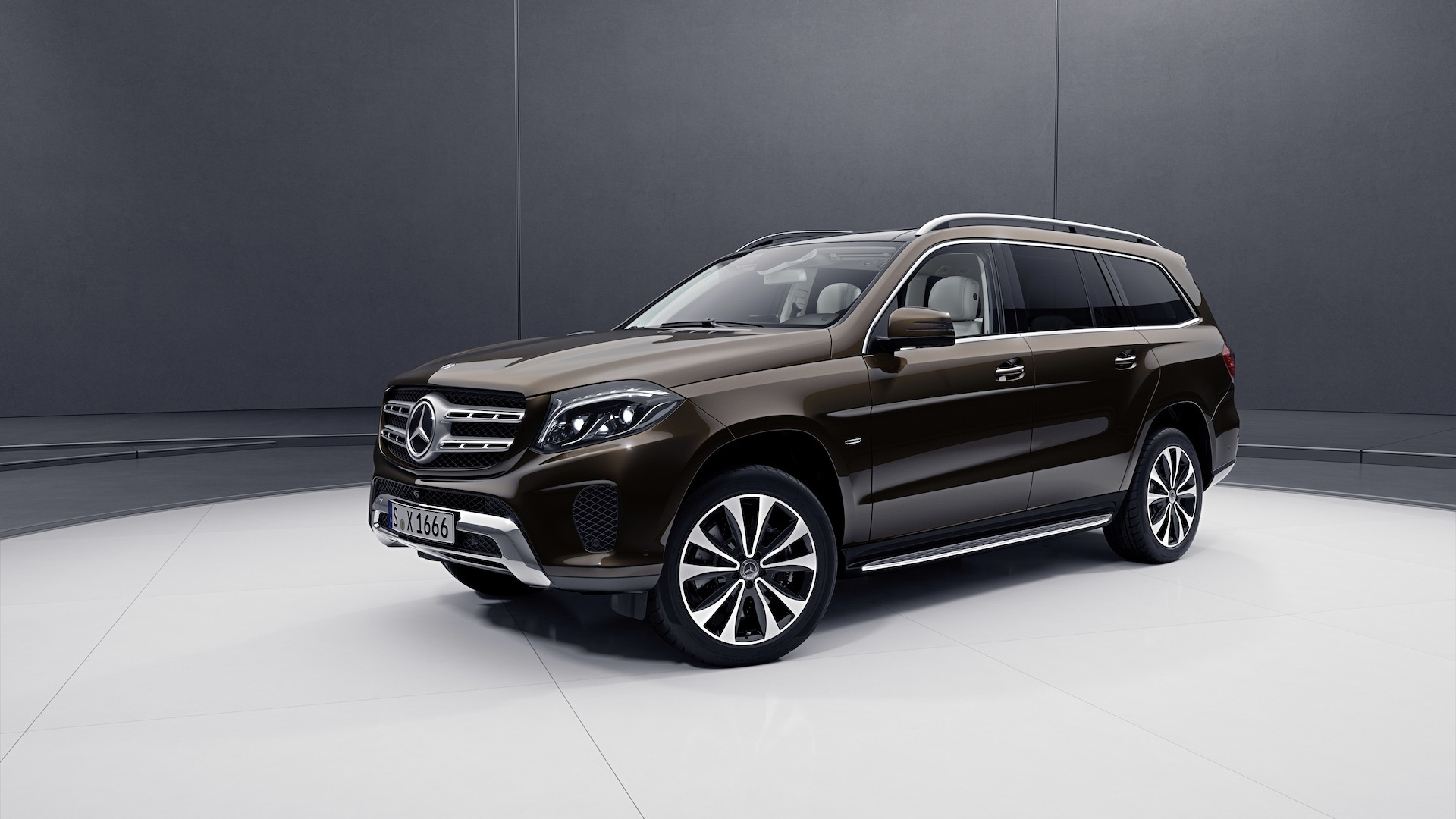 48 The 2019 Mercedes Gl Class Research New by 2019 Mercedes Gl Class