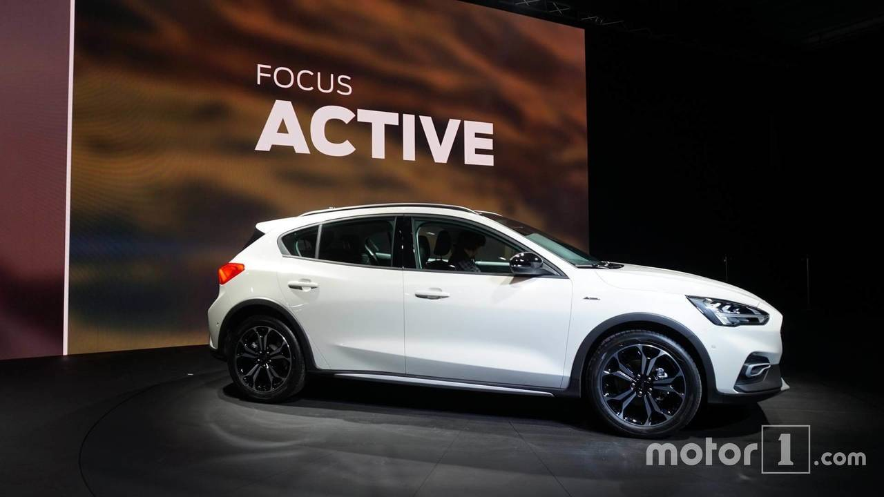 50 Gallery of 2020 Ford Focus Active Spesification for 2020 Ford Focus Active