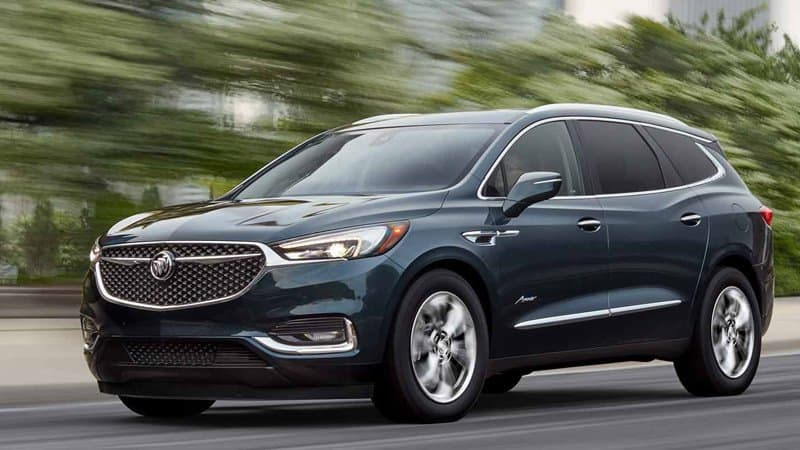 50 New New Buick Suv For 2020 Performance and New Engine with New Buick Suv For 2020