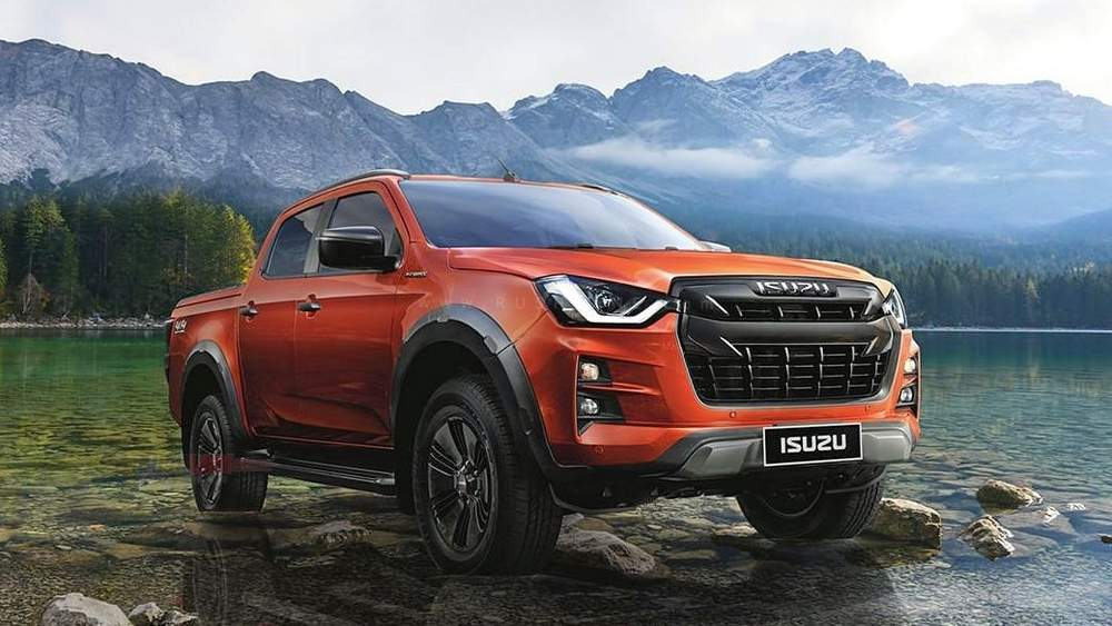 51 All New 2020 Isuzu Dmax Style for 2020 Isuzu Dmax