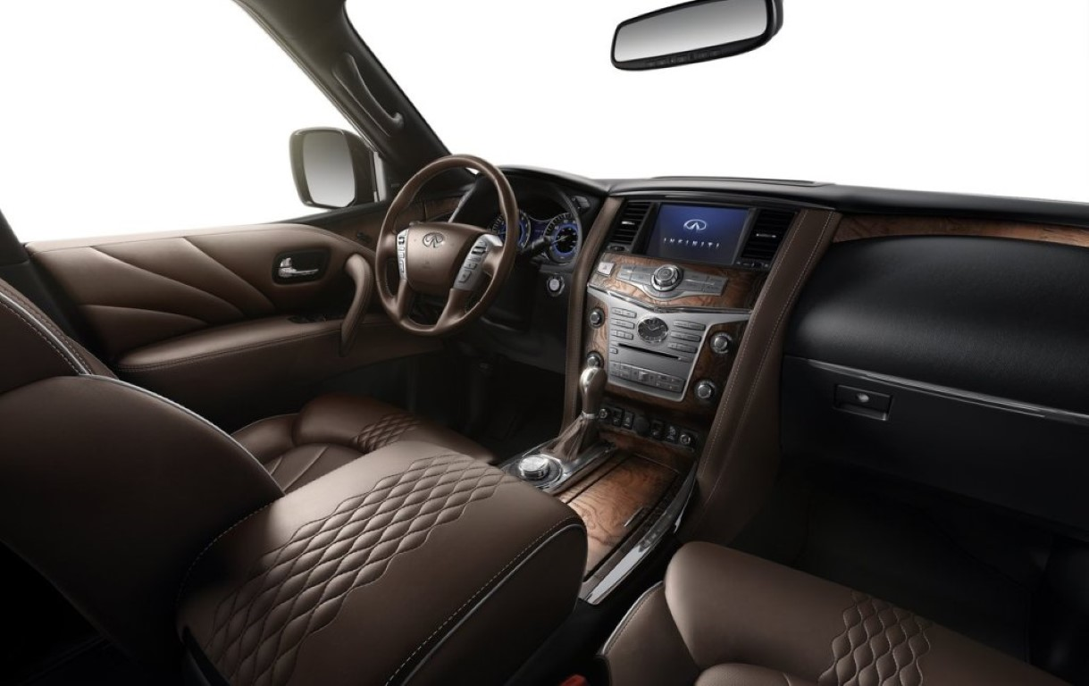 51 All New Infiniti Qx80 2020 Interior Performance and New Engine with Infiniti Qx80 2020 Interior