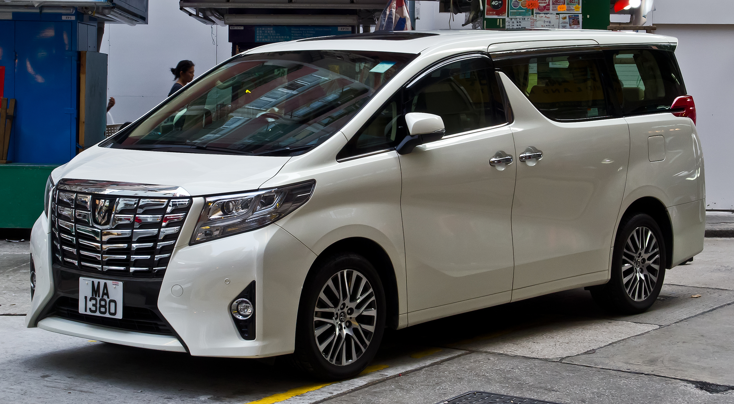 52 All New 2019 Toyota Alphard Prices with 2019 Toyota Alphard