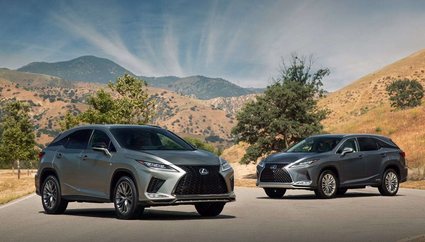 52 All New Lexus Suv 2020 New Review with Lexus Suv 2020
