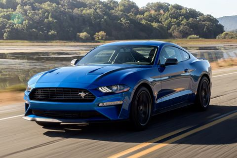 52 Concept of Ford Mustang 2020 Interior by Ford Mustang 2020