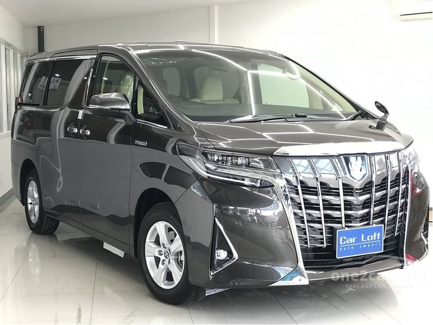 52 Gallery of 2019 Toyota Alphard Style with 2019 Toyota Alphard