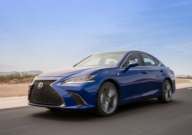 53 All New 2020 Lexus Es 350 Awd Overview with 2020 Lexus Es 350 Awd