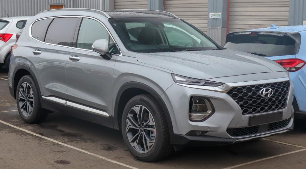 53 Best Review 2020 Hyundai Santa Fe Release Date Performance and New Engine by 2020 Hyundai Santa Fe Release Date
