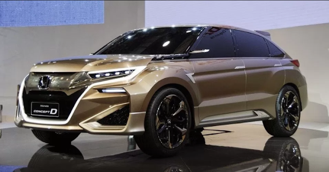 53 Concept of 2019 Honda Crosstour Style for 2019 Honda Crosstour