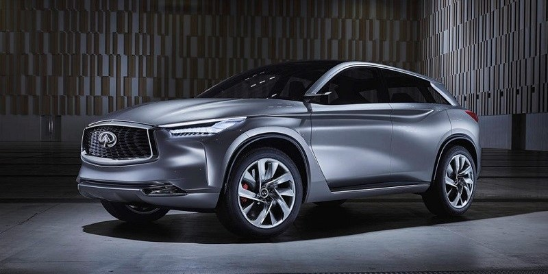 53 Concept of New Infiniti Suv 2020 Exterior and Interior by New Infiniti Suv 2020