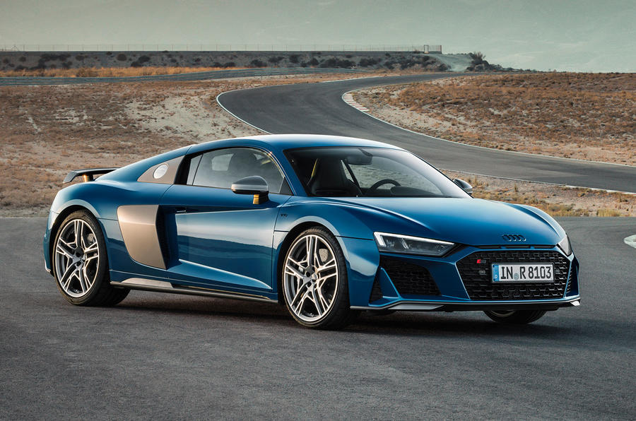 53 Gallery of 2019 Audi R8 New Concept for 2019 Audi R8