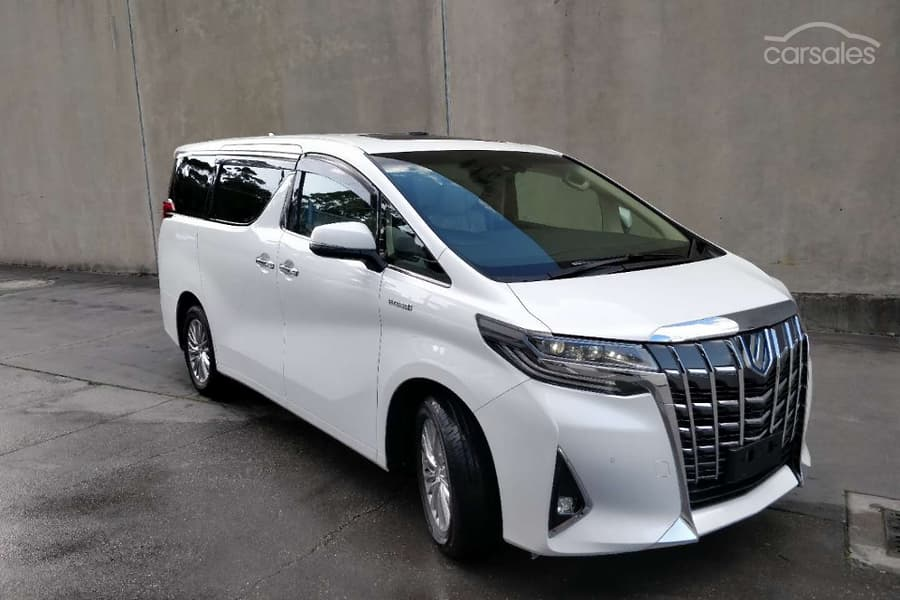 53 Gallery of 2019 Toyota Alphard Research New for 2019 Toyota Alphard