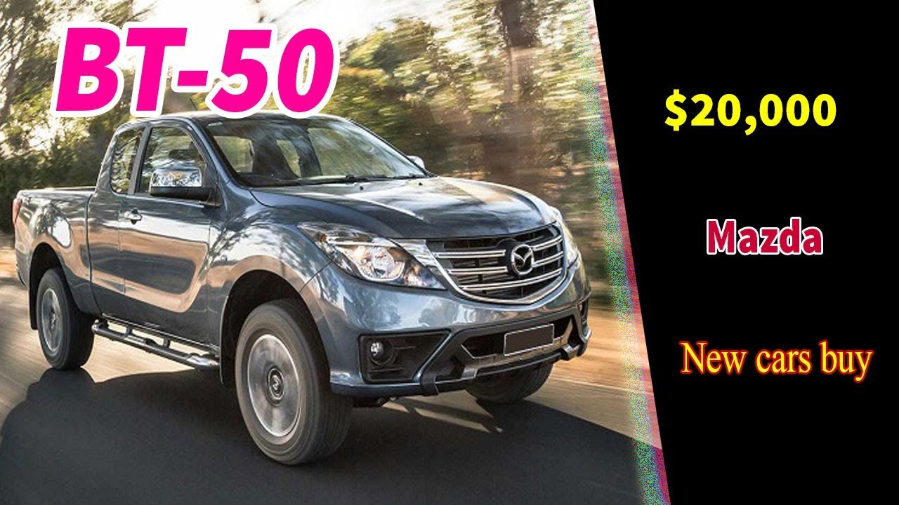 53 Great Mazda Bt 50 Pro 2020 Release Date by Mazda Bt 50 Pro 2020