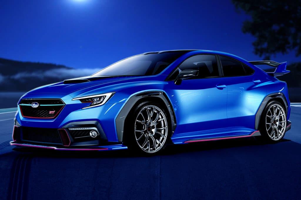 53 New Subaru Brz Sti 2020 New Review for Subaru Brz Sti 2020