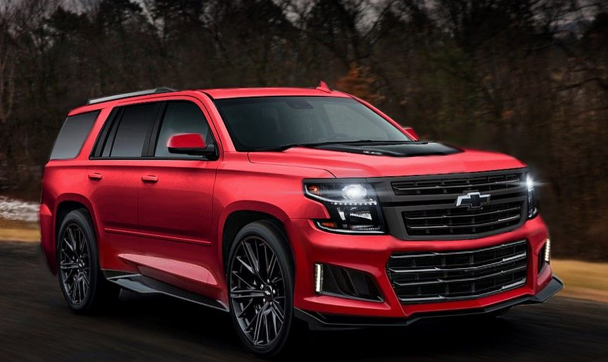 54 Best Review When Will The 2020 Chevrolet Suburban Be Released Research New for When Will The 2020 Chevrolet Suburban Be Released