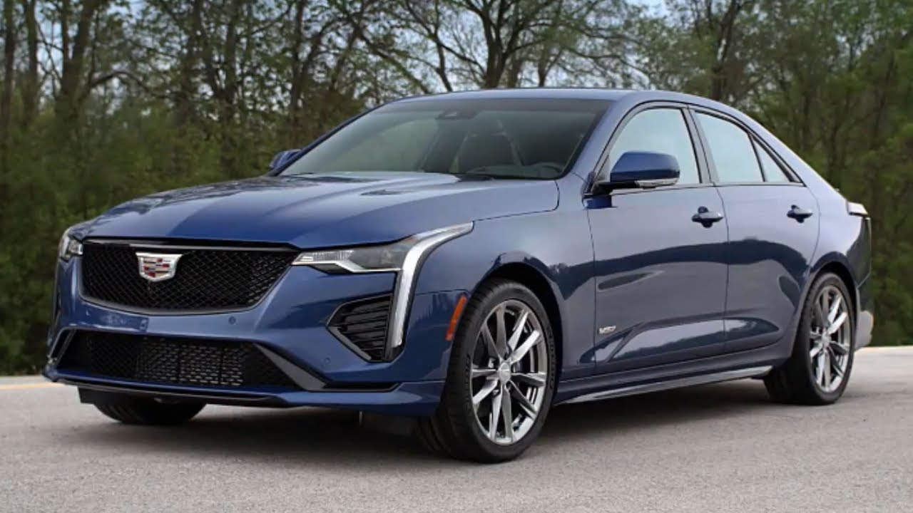 54 Concept of Cadillac Ct4 2020 Performance and New Engine by Cadillac Ct4 2020