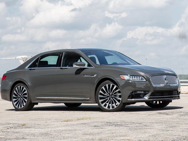 54 Great 2019 The Lincoln Continental Ratings with 2019 The Lincoln Continental