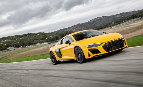 54 New 2019 Audi R8 Picture for 2019 Audi R8