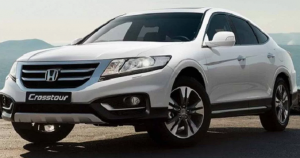 54 New 2019 Honda Crosstour First Drive by 2019 Honda Crosstour