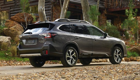54 New 2020 Subaru Outback Ground Clearance Picture with 2020 Subaru Outback Ground Clearance