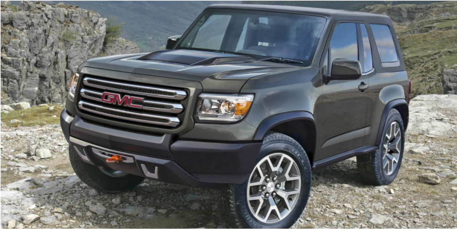 54 The New 2020 Gmc Jimmy Specs for New 2020 Gmc Jimmy