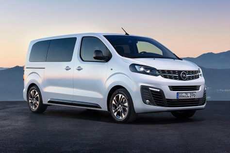 55 All New Opel Vivaro 2020 New Concept for Opel Vivaro 2020