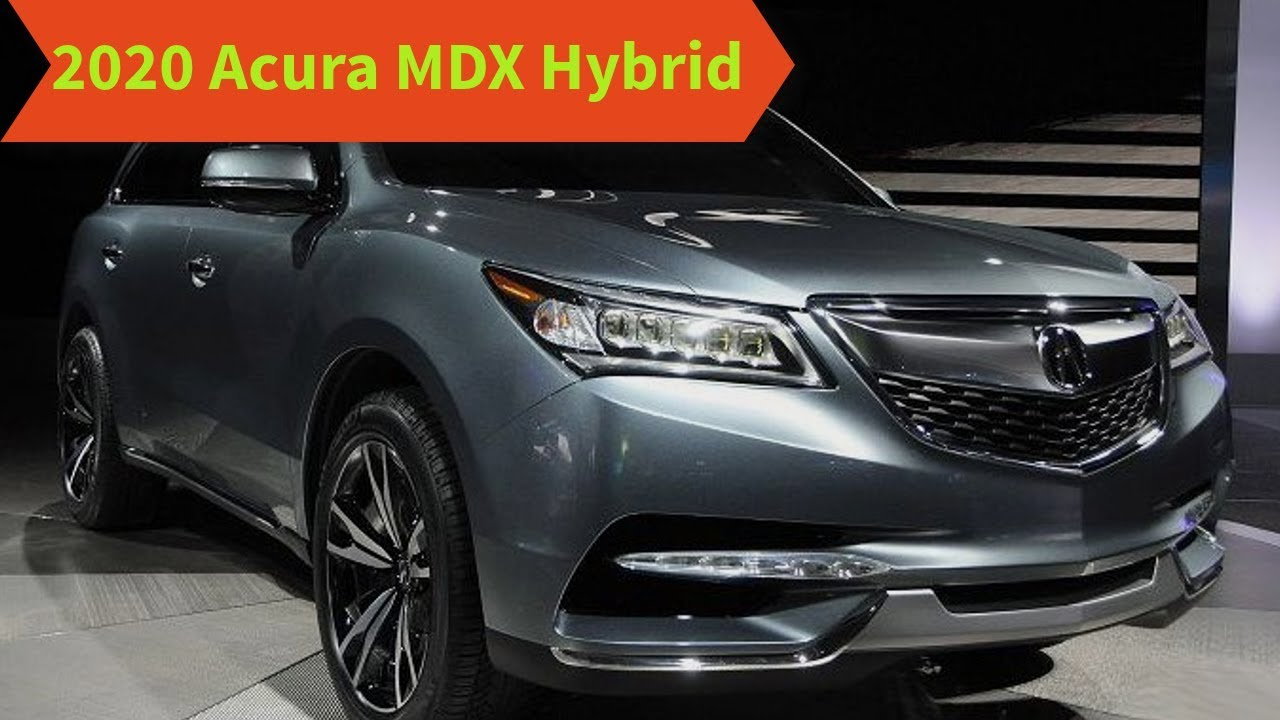 55 Gallery of Acura Mdx 2020 Changes Price by Acura Mdx 2020 Changes