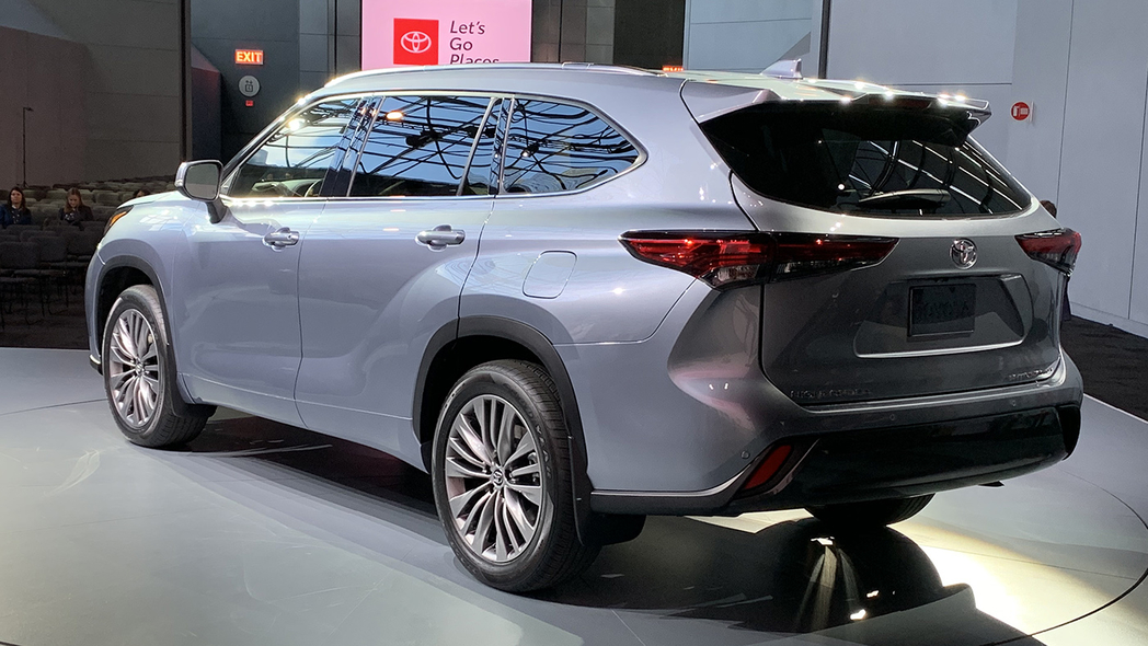 55 Great Pictures Of 2020 Toyota Highlander Wallpaper with Pictures Of 2020 Toyota Highlander
