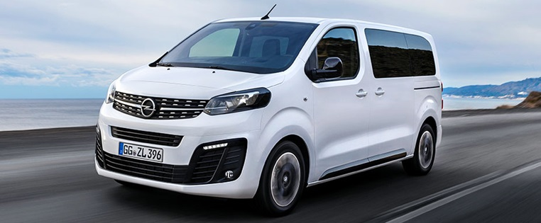 56 Best Review Opel Vivaro 2020 Concept by Opel Vivaro 2020