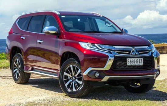 56 Concept of 2019 Mitsubishi Pajero Spy Shoot with 2019 Mitsubishi Pajero