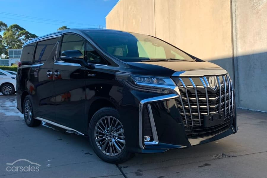 56 Great 2019 Toyota Alphard Specs and Review by 2019 Toyota Alphard