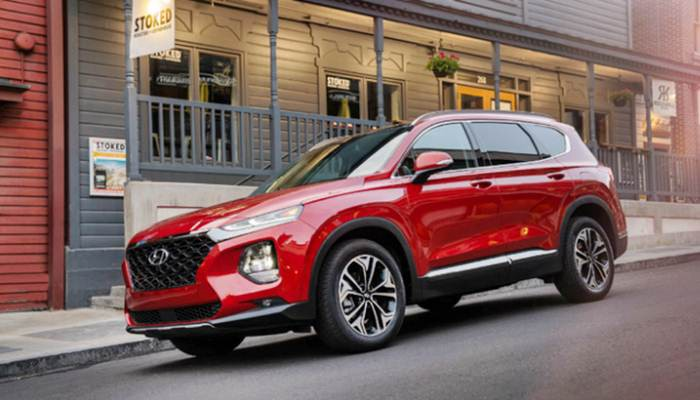 56 Great 2020 Hyundai Santa Fe Release Date Model by 2020 Hyundai Santa Fe Release Date