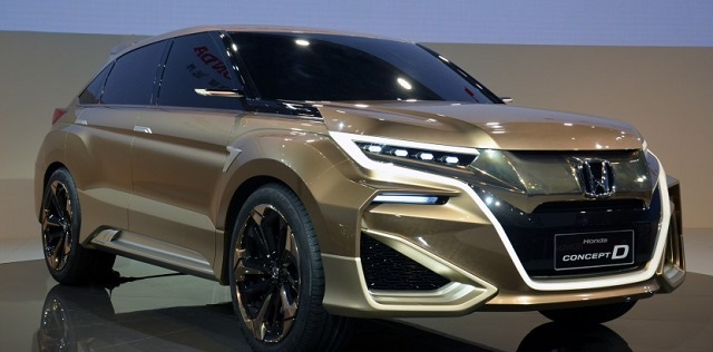 57 Concept of 2019 Honda Crosstour Price by 2019 Honda Crosstour