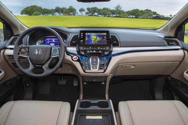 57 Great 2019 Honda Crosstour Interior for 2019 Honda Crosstour