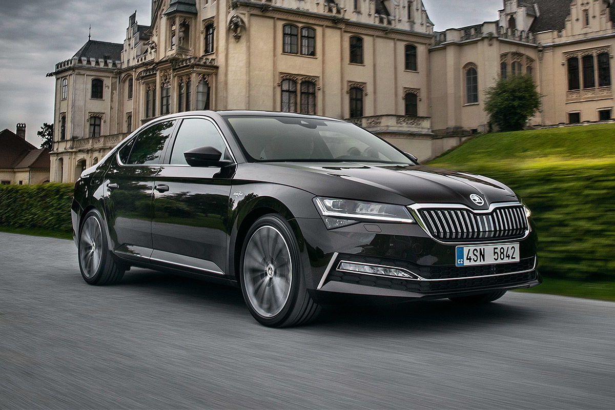 57 Great 2019 New Skoda Superb Specs with 2019 New Skoda Superb