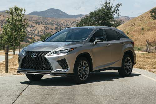 57 New Lexus Suv 2020 Overview by Lexus Suv 2020
