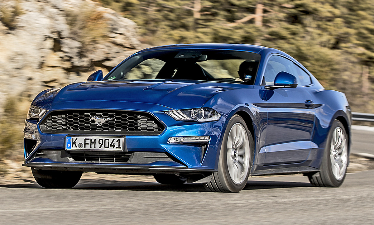 57 The Ford Mustang 2020 Engine by Ford Mustang 2020